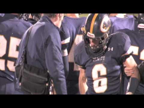 DeWitt High School vs Lapeer West Playoffs 2012