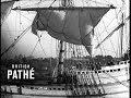 Mayflower Puts To Sea 1957