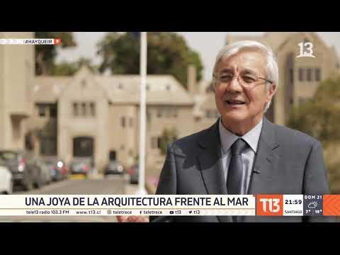 La Increíble Arquitectura De La Universidad Federico Santa María En Valparaíso - #HayQueIr