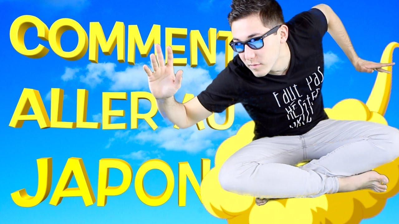Comment Aller Au Japon Louis San Youtube