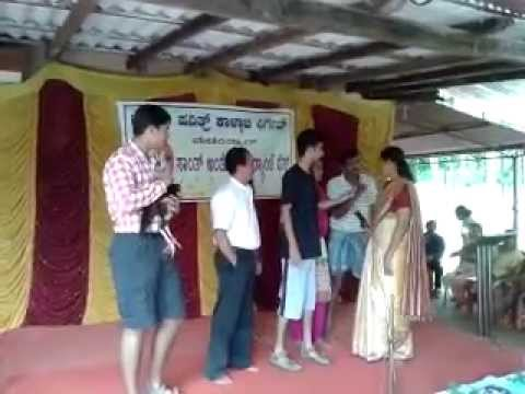 SKIT BY TYSON AND TEAM  AT ST. ANTONY WARD FEAST 2015