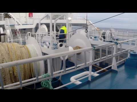 MV ANTARES LK419 PELAGIC AND SCANMAR.