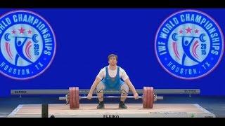 Чемпионат мира 2015. Мужчины в.к. до 94 кг.