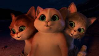 Кіт у чоботях: троє чортенят