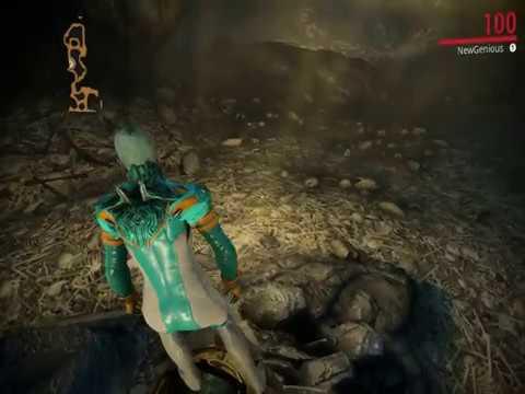 Warframe   War Within -  Bones Cave (Part 1) thumbnail