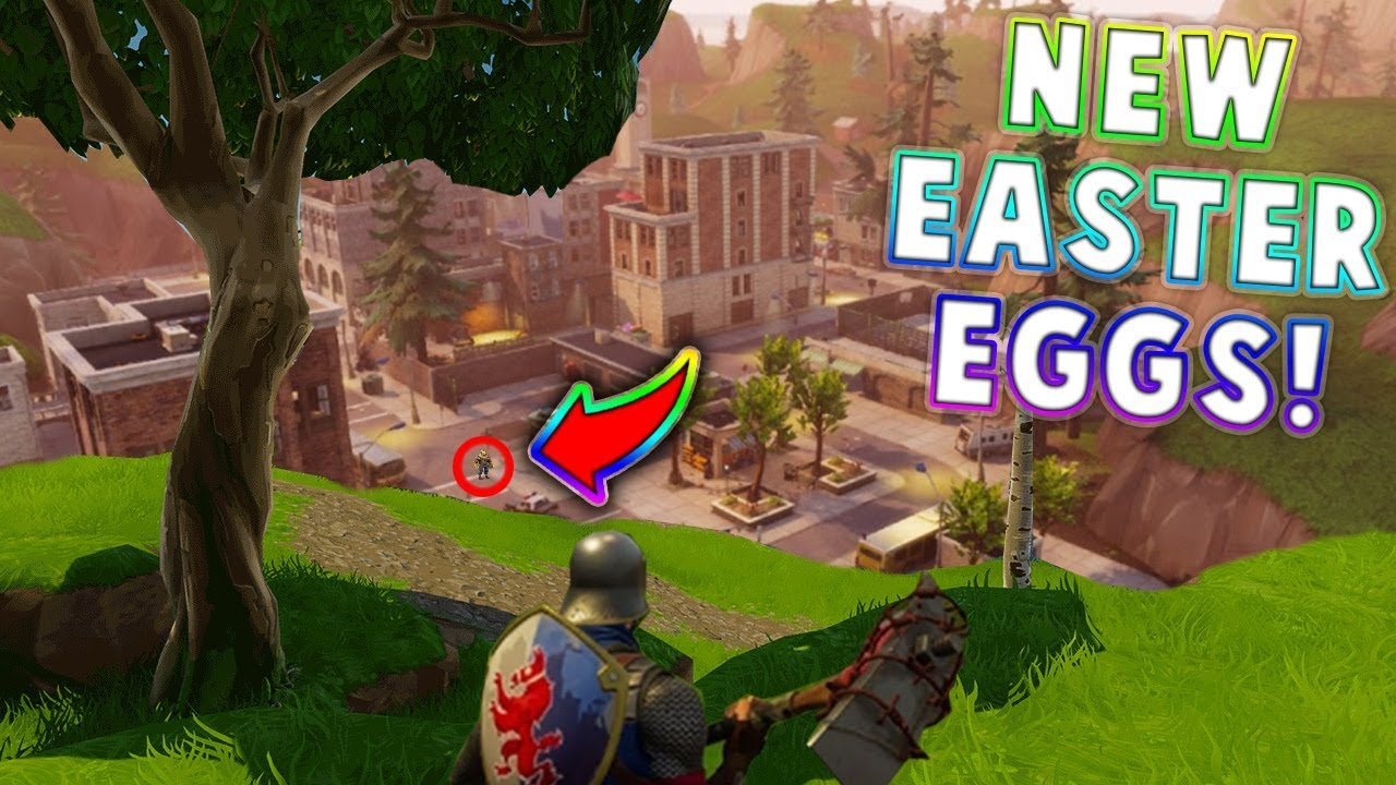 easter eggs you didnt know about in fortnite battle royale - easter eggs in fortnite