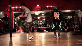 WilldaBeast - Hustle Hard - Choreography (So You Think You Can Dance Version) Millennium