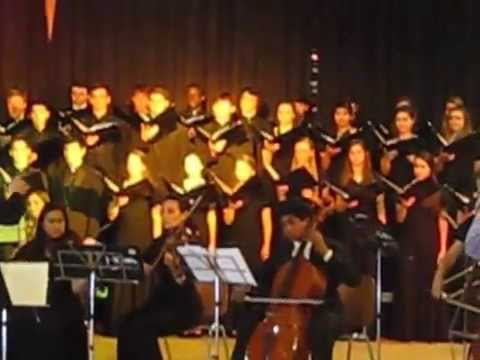 Houston Christian High School - Kyrie Eleison // in Ruprechtshofen