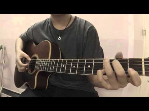 Because I miss you (Jung Yonghwa) - Guitar solo