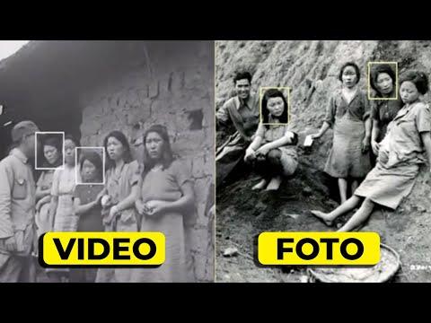 Perempuan Korea Korban Nafsu Tentara Jepang Hingga Kisah Kupu² Malam Paling Sedih... Ini Faktanya
