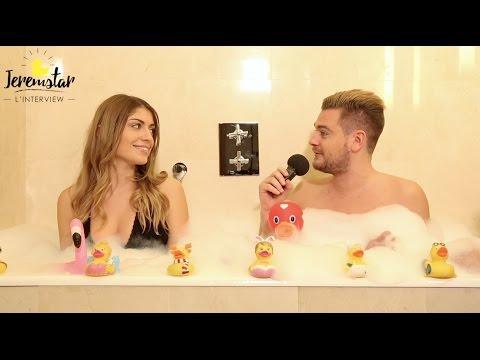 Elsa (Les Princes de l'Amour 4) dans le bain de Jeremstar - INTERVIEW