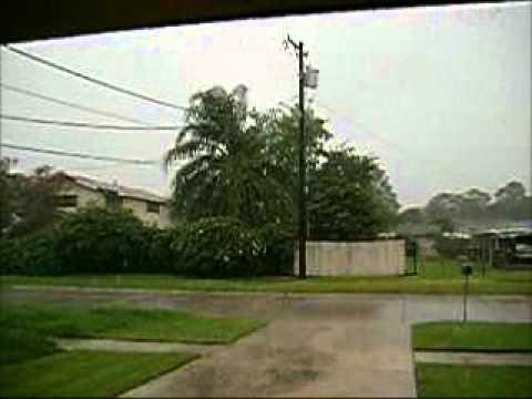 Morgan City Rain