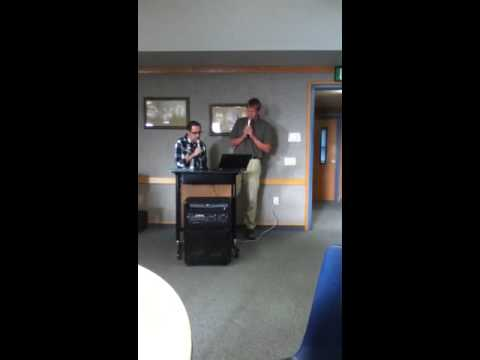 Karaoke - Institute Opening Social