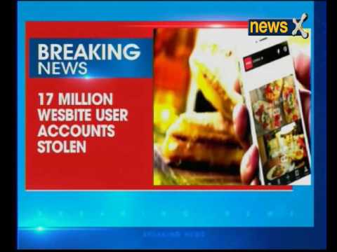 Zomato hacked, 17 million users' accounts compromised by data theft