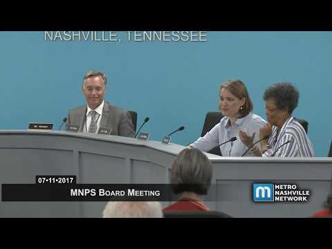 07/11/17 MNPS Board Meeting