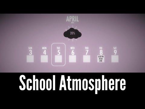 School Atmosphere (Yandere Simulator)