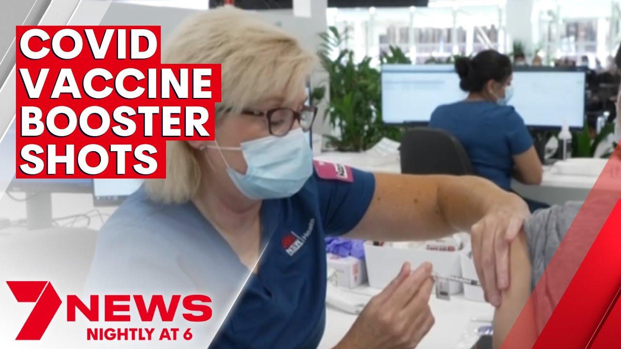 COVID-19 vaccine booster shots in Australia   7NEWS