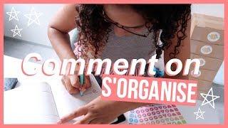 COMMENT ON ORGANISE NOTRE VIE AU QUOTIDIEN   ENTREPRENEURES VLOG #31