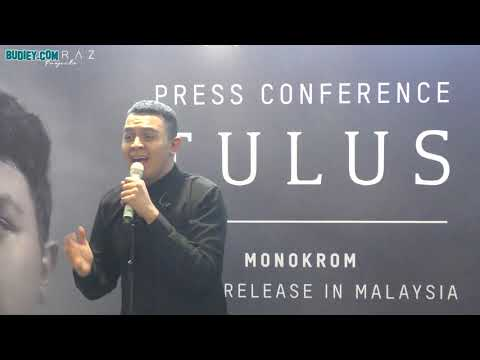 Jangan Cintai Aku Apa Adanya - TULUS di Malaysia