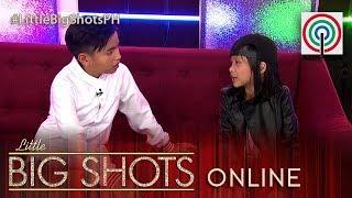 Little Big Shots Philippines Online: Zipporah | Kiddie Beatboxer