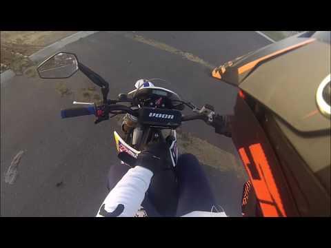 MotoVLOG En Wheeling
