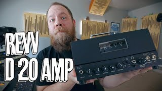 Revv Amps D20 - Demo
