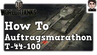 World of Tanks - T-44-100 Auftragsmarathon Infos [deutsch | News]