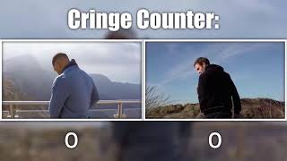 Cringe Count - YouTube rewind vs PewDiePie rewind (youtube rewind but it is actually good)