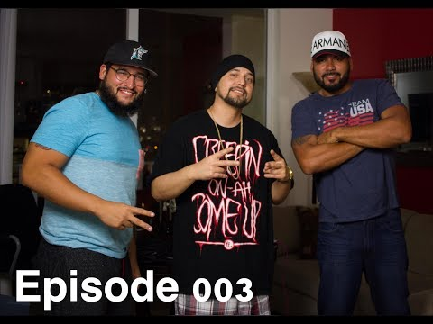 N.O.G.A.S. Podcast - Ep 003 - Dirty Dade Chico (9/30/17)