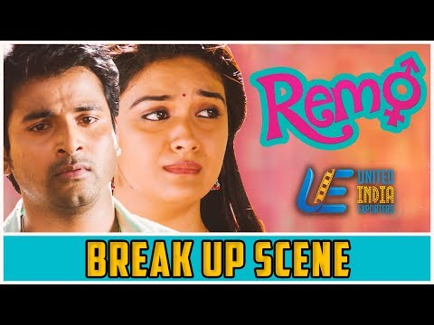 Remo -  Break up Scene | Sivakarthikeyan |...