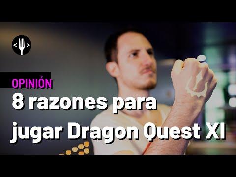 8 razones para jugar Dragon Quest XI