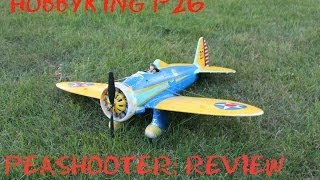 Hobbyking p26 peashooter review