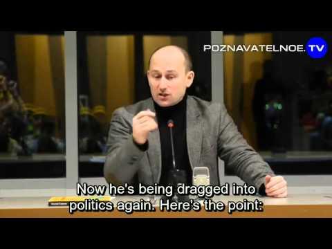 The real reason Khodorkovsky was arrested, Nikolai Starikov