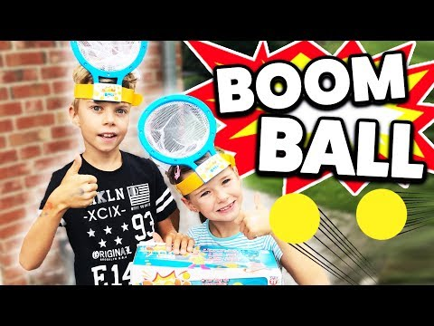 BOOM BOOM BOOM BALL Challenge mit Lulu & Leon - Family and Fun *Werbevideo