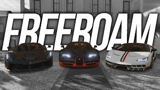 Forza Horizon 3 - Balade en HyperCar   Bugatti Veyron, Lamborghini Centenario, Ferrari LaFerrari