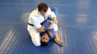Technique of the Week 005 – Arm Bar Finish From Mount When Opponent Defends #2