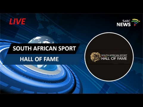 South African Sport Hall of Fame: 23 June 2016