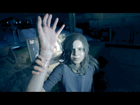 Resident Evil 7 Eveline Forces Mia to Watch the Top secret VHS Tape - Gameplay Part  16