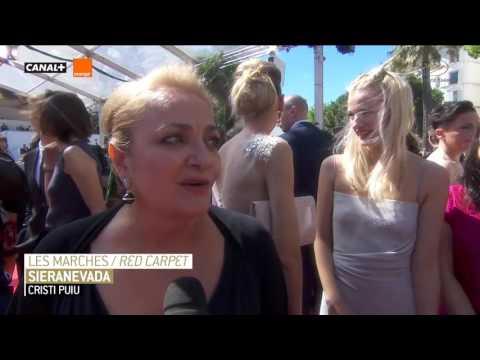Cristi Puiu - SIERANEVADA  Red Carpet Cannes 2016