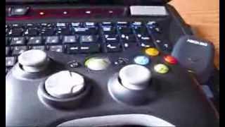Installing drivers for Xbox 360 Wireless Gaming Receiver  on Windows 8.1 No CD needed