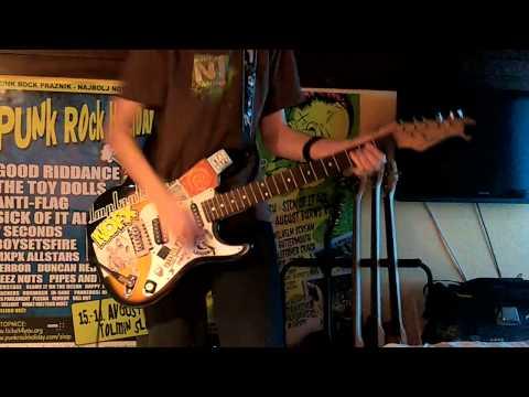 Blitzkrieg bop guitar chords