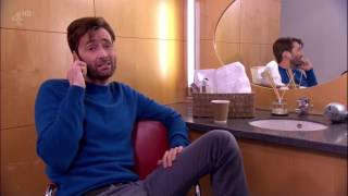 David Tennant Has Second Thoughts About the Show - The Last Leg