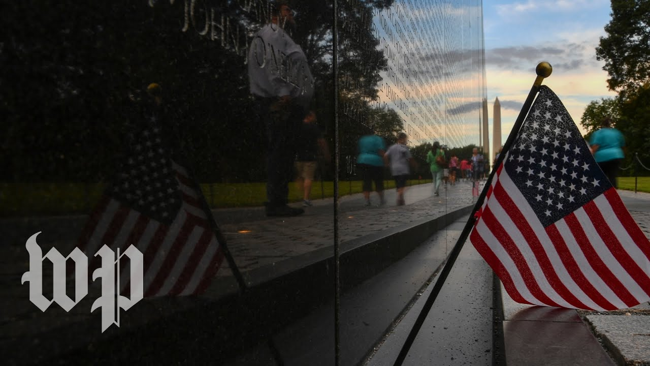 At Memorial, veterans reflect on Vietnam War and McCain