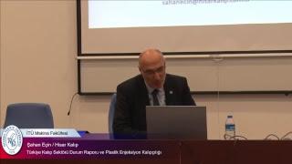 Şahan Eçin - Türkiye Kalıp Sektörü Durum Raporu ve Plastik Enjeksiyon Kalıpçılığı