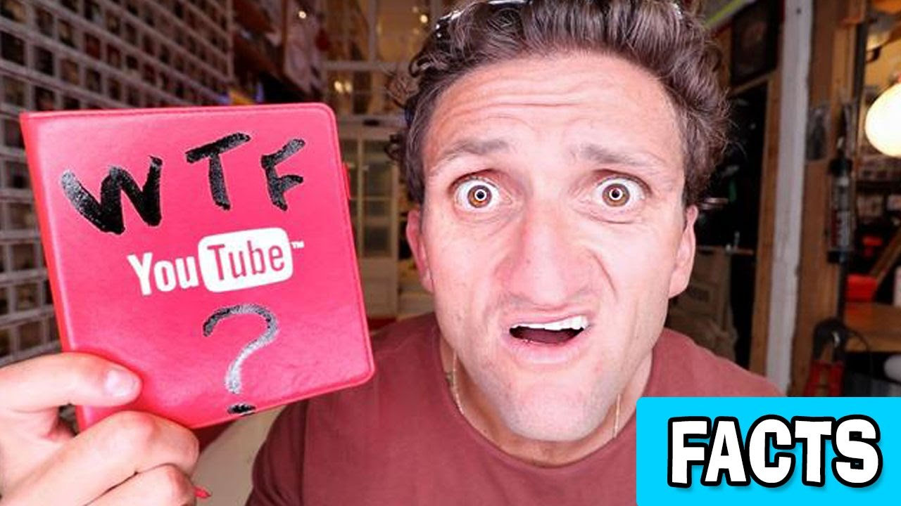 0653779350 12 Surprising Facts About Casey Neistat - YouTube