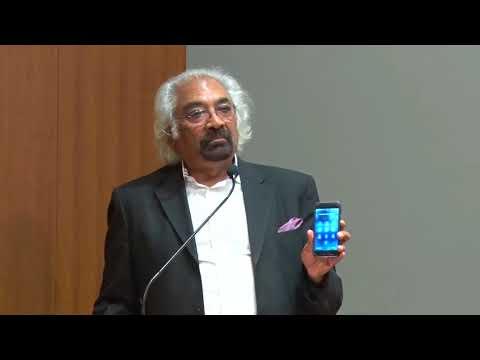 Technology for Social Change and Development by Dr  Sam Pitroda