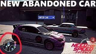 Need For Speed Payback: NEW ABANDONED CAR LOCATION! Drag Mustang