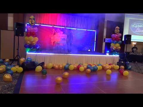 HIEX Dubai Hotels Karaoke Champion 2015 Feat. Waqas