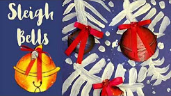 Sleigh Bells Art Project for Kids