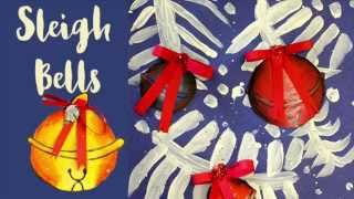 Sleigh Bells Art Project Video